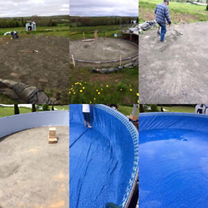** Pool Builds ~ Get Swimming this summer! **