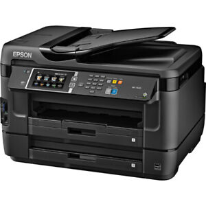 Epson WorkForce WF-7620 All-in-One Printer and PAPER
