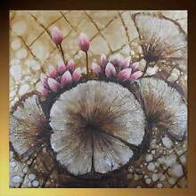 100x100cm Hand painted painting art on canvas clearance  only $45 Pacific Pines Gold Coast City Preview