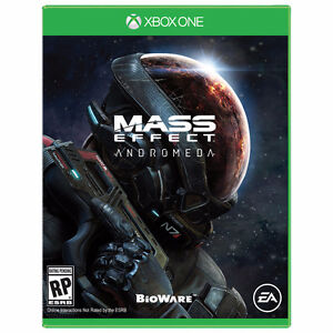 Mass Effect  Andromeda With DLC Braned New Sealed.