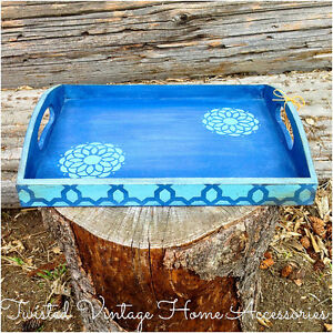 Gorgeous Shabby Chic Serving Trays