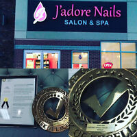 Part-Time Receptionist Needed at Busy Nail Salon
