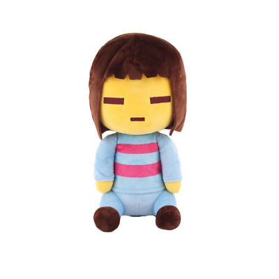 Undertale Plush Frisk Stuffed Toy Plush Toy Doll awesome gift for Kids 8''