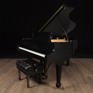 2001 Steinway Grand, Model M - Mint Condition - Lindeblad Piano