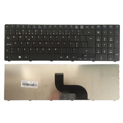 For Acer Aspire 5738g 5252 7740G 7750 7750G 7750ZG Keyboard Portuguese Teclado segunda mano  Embacar hacia Argentina