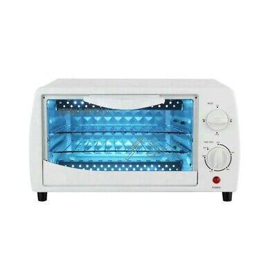 Esterilizador UV A Rayos Ultravioleta Profesional,Doble Lámpara, Ce