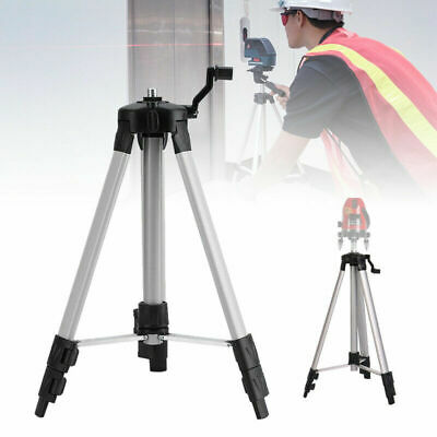 Aluminum Adjustable Level (1.5M/1.2M Adjustable Aluminum Alloy Tripod Stand For Laser Level 5/8 Adapter )