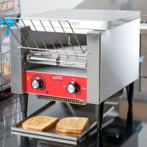 """Conveyor Toaster T140 Heavy Duty Stainless Steel 3"""" Opening 120V"""