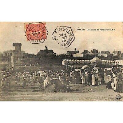 [17] Royan - Concours de Forts au Chay.