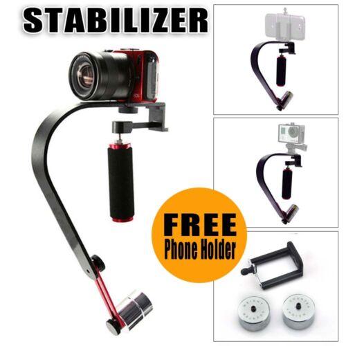 Pro Handheld Video Stabilizer Steadicam for DSLR SLR Digital Camera iphone UK