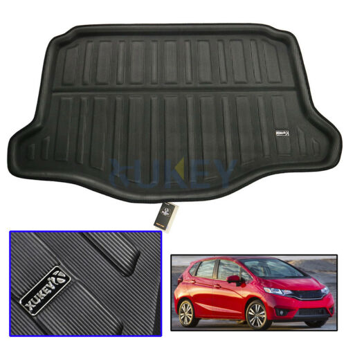 carmats4u Tailored Boot Liner//Tray//Mat for Soul 2009-2014 Boot Floor Recess /& Removable Anti-Slip Charcoal Carpet Insert