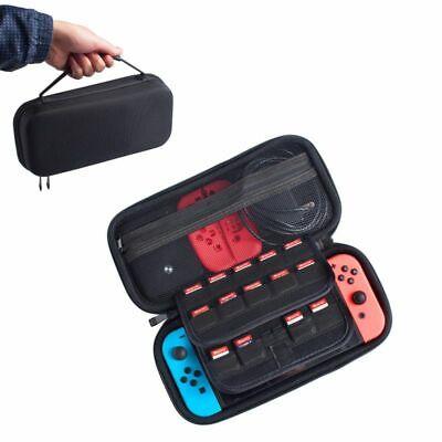 Insten 29-Game Card Capacity Hard Protective EVA Travel Case For Nintendo Switch