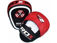 40 Pairs RDX BOXING PADS for sale, shop liquidation stock, £14 each, normally goes £28.