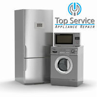 #1 APPLIANCE REPAIR SERVICE IN OAKVILLE