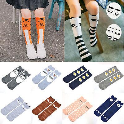 Lovely Baby Kids Girls Knee High Socks Tights Leg Warmer Stockings For Age 0-6](Stockings For Girls)