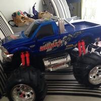 jeep camion jouet teleguide