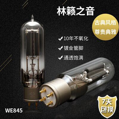 Gold Base 1pc Psvane HiFi 845 Tested Replace Shuguang 845B 845-T WE845 RCA845