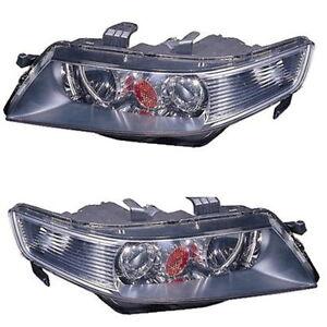 Scheinwerfer Set Honda Accord 2003-2005 links und rechts