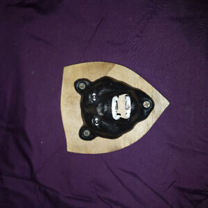 Kikkerland bottle opener magnetic bear