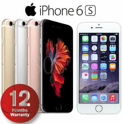 APPLE iPHONE 6S 16 / 32 / 64 /128GB -Unlocked- Smartphone Pristine / Excellent