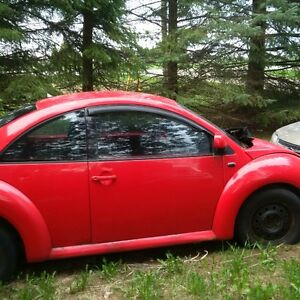 2000 Volkswagen Beetle Hatchback diesel for parts