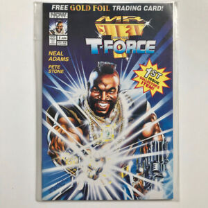 Mr. T and The T-Force Comic Book Mint