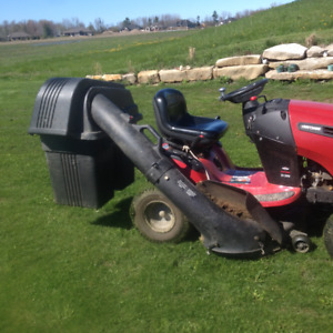 "42"" Rear bagger for Sears ridding mower"