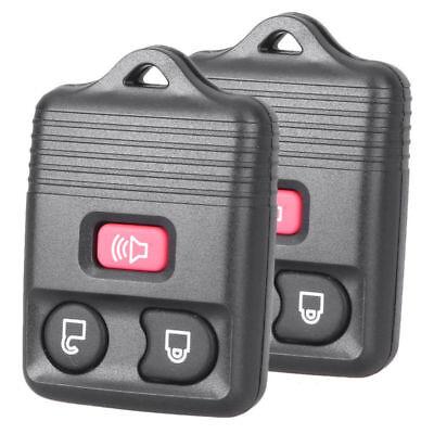 2x Keyless Entry Remote Car Key Shell Fits Ford F-150 F-250 F-350 1998-2016 15