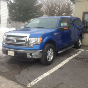 FORD  F150 2013 -  2 ROUES MOTRICES