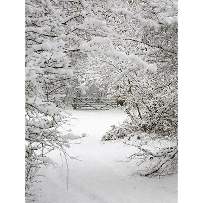 Справочный материал 3X5FT Winter Tree Snow
