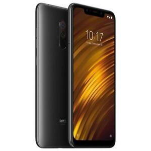 Xiaomi Pocophone F1 64/128Gb Dual SIM Graphite Black / Blue - Factory Unlocked (Global)