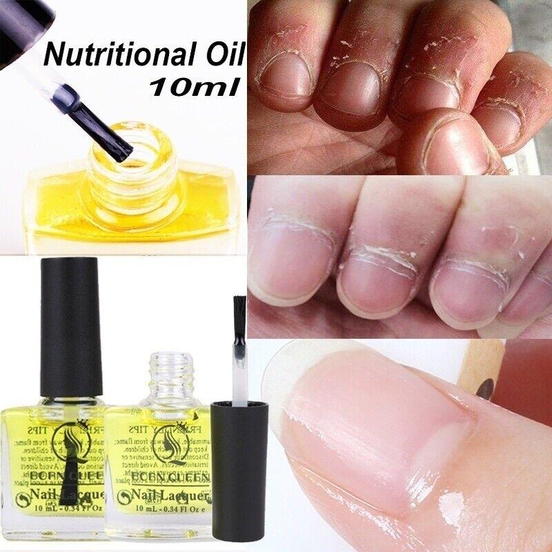 Nail Cuticle Oil Liquid Manicure Treatment Conditioner Repair Regenerating