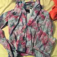 Size small bench jacket
