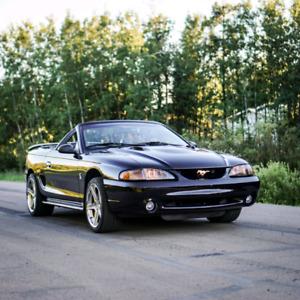 97 cobra mustang convertible