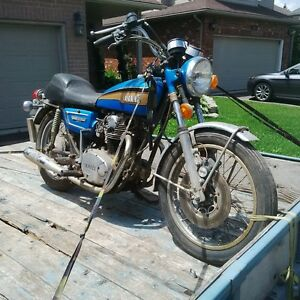 Wanted XS or TX650 motor