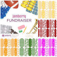 Jamberry Fundraiser Kit - Complete with FREE Samples!