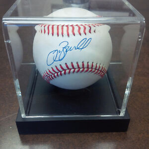 Signed Jeff Bagwell Baseball