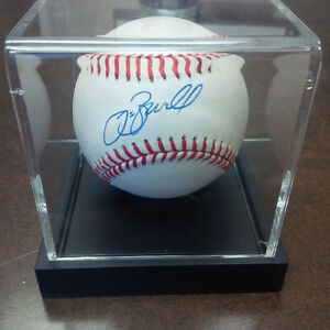 Signed Jeff Bagwell Baseball Kitchener / Waterloo Kitchener Area image 1