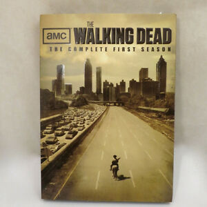 The Waling Dead Compete First Season DVD