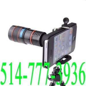 8X Optical Zoom Telescope Lens Universal Mobile Cell Phone