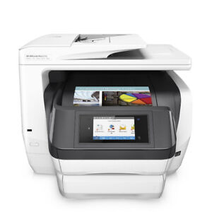 HP OfficeJet Pro 8740 Wireless All-in-One Photo Printer