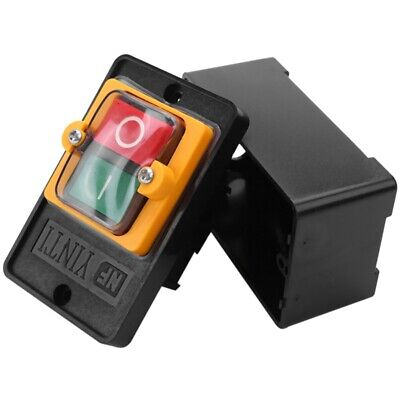 Ac 220380v Onoff Water Proof Push Button Switch Kao-5 For Drill Motor Machine