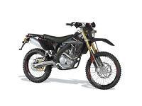 RIEJU MARATHON PRO ENDURO 125 - SUPERMOTO MOTORCYCLE