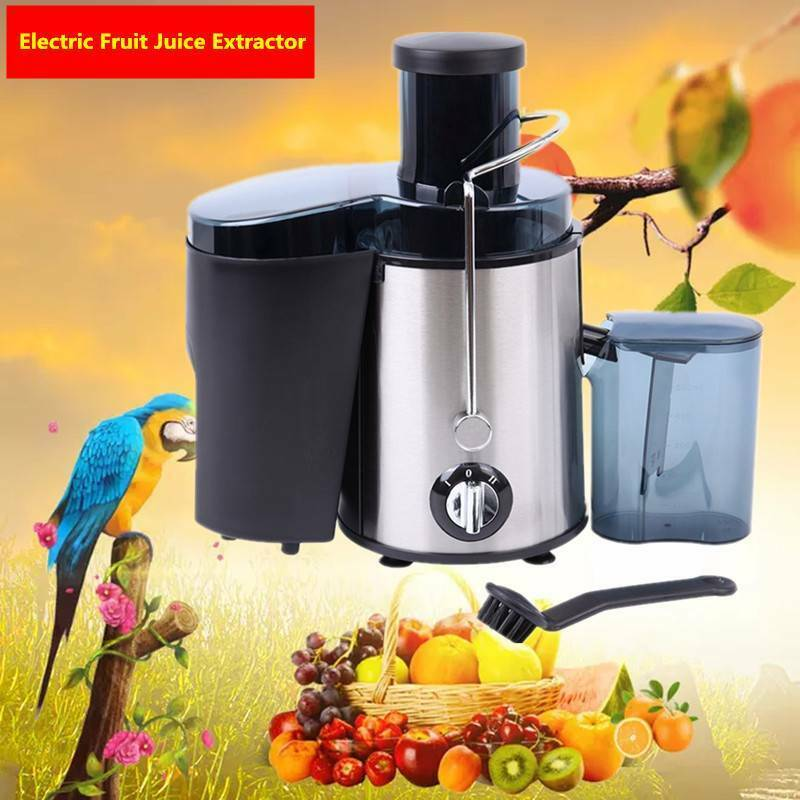 Electric Fruit Juice Extractor Vegetable Blender Squeezer Ju
