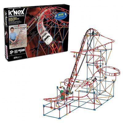 KNEX 33488 #14659 Talon Twist Coaster Riesen Achterbahn Rollercoaster 624 Teile