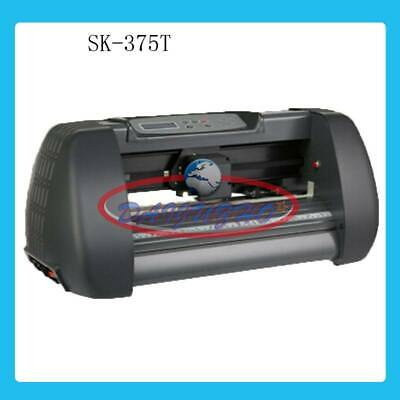 14 Usb Cutter Vinyl Cutter Plotter Sign Cutting Machine 110v-240v Sk-375t