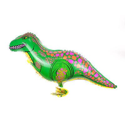 osaurier Ballon Tier Helium Geburtstag Kinderpartei.Spielz Nw (Grüner Dinosaurier)