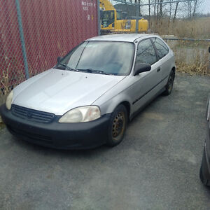 2001 Honda Civic Hatchback