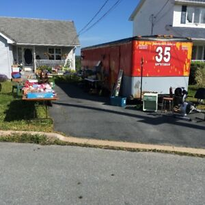 Yard SALE 106 Oakhill Dr., Lower Sackville 9 am - 1 pm