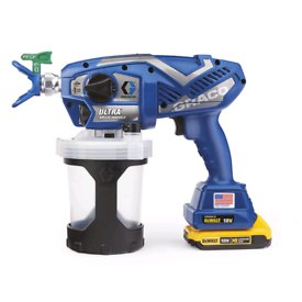 Graco Ultra Handheld Sprayer with Extra Tips